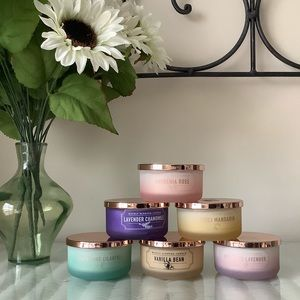 DW Home Candles - YOUR CHOICE OF 2